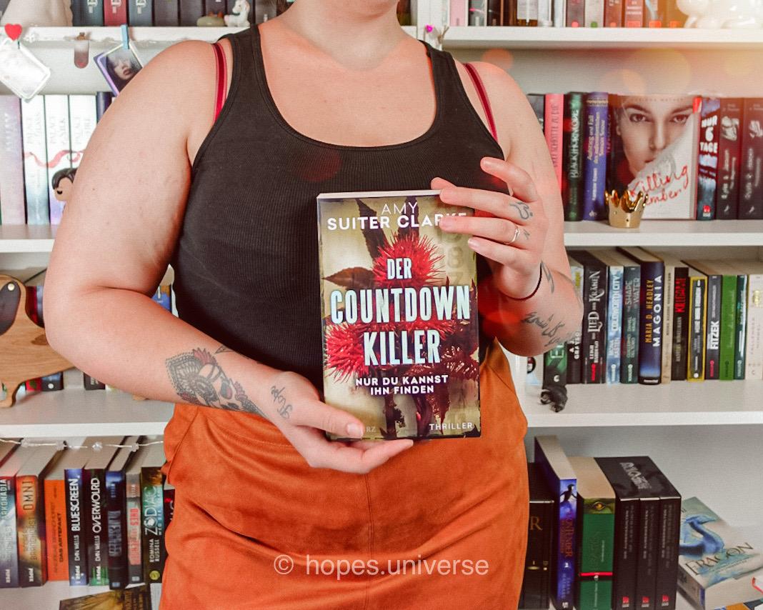 REVIEW ~ Der Countdown-Killer