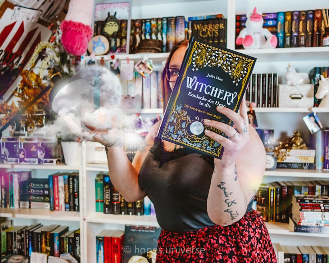REVIEW ~ Witchery Entdecke die Hexe in dir