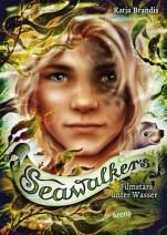 Rezension zu Seawalkers Filmstars unter Wasser von Katja Brandis: Cover des Buchs