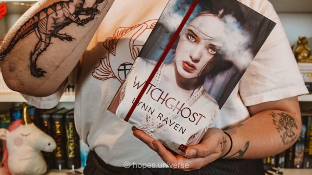 Rezension: Witchghost von Lynn Raven.