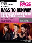 2011 TSPA Rags to Runway poster
