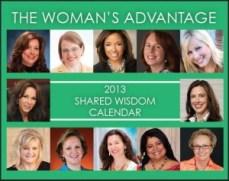 2013 Woman's Advantage Calendar