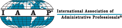 International Association of Administrative Professionals logo