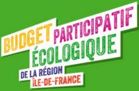 LOGO budget participatif Région Ile de France