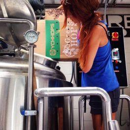 Kristine Baker of Women's Craft Beer Collective