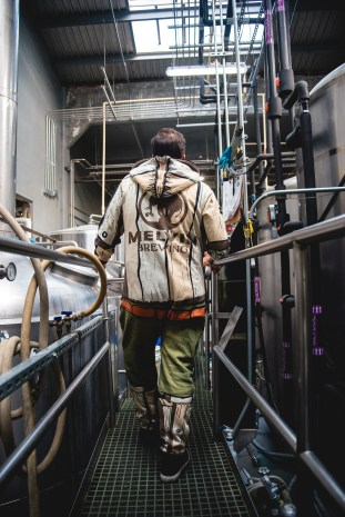 Melvin Brewing Collaboration with Rhinegeist Brewery