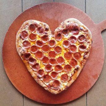 Woodstock Pizza PB Blood Drive