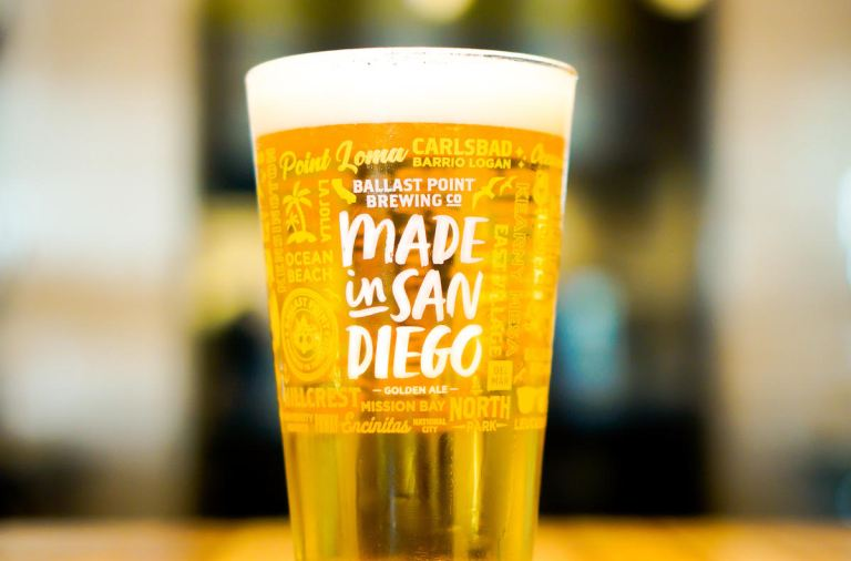 Made in San Diego Ballast Point