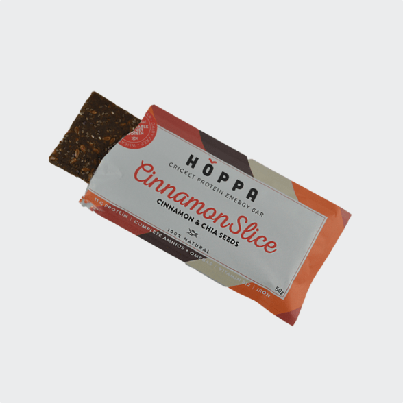 Cricket Energy Bars (Cinnamon Slice)
