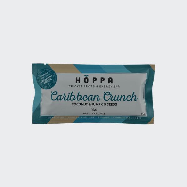 Cricket Energy Bars (Caribbean Crunch)