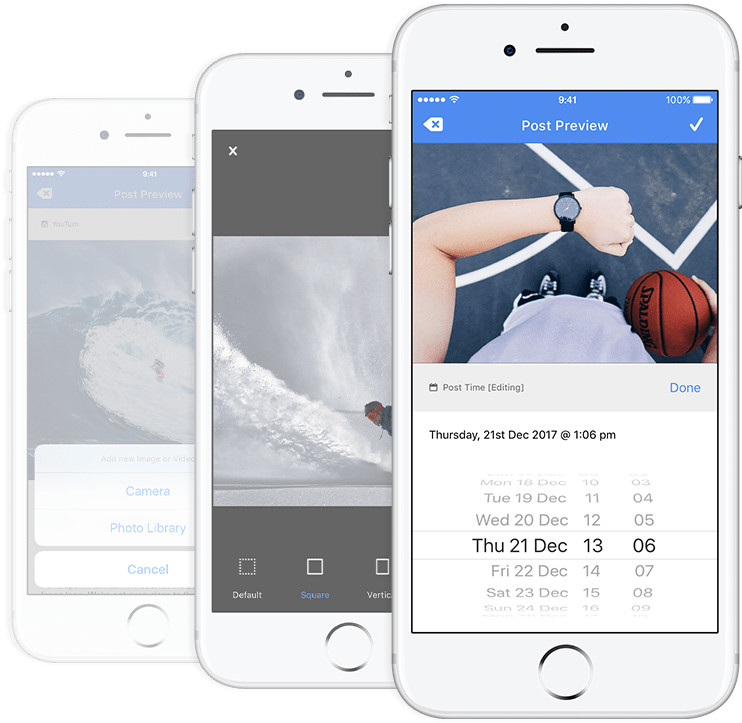Hopper iOS App