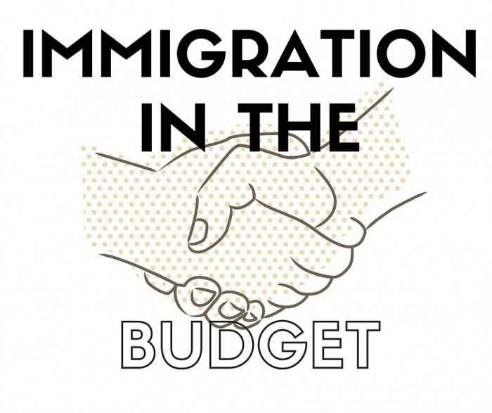 Surprising Immigration Changes in the New Budget Bill