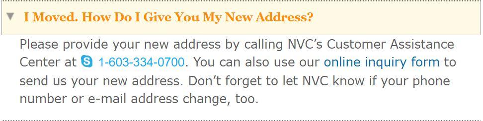 NVC screenshot