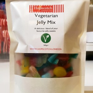 Vegetarian Jelly 500G Pouch