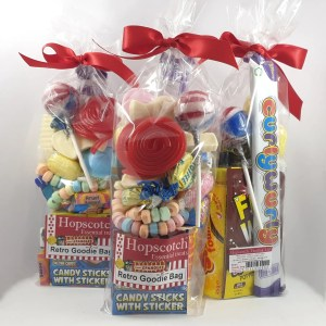 Retro Goodie Bags