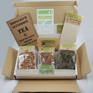 Letterbox Tea Gifts