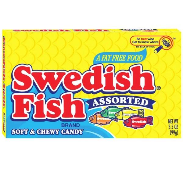 Swedish Fish Asst