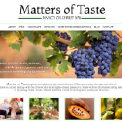 Website for Master of Wine.