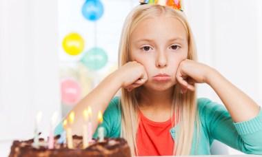 Bild Trauriges Mädchen