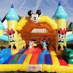 Hüpfburg Mickey & Friends