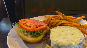 Food-Burger & Beer-edited