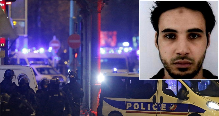 Cherif Chekatt fue abatido por la policia francesa