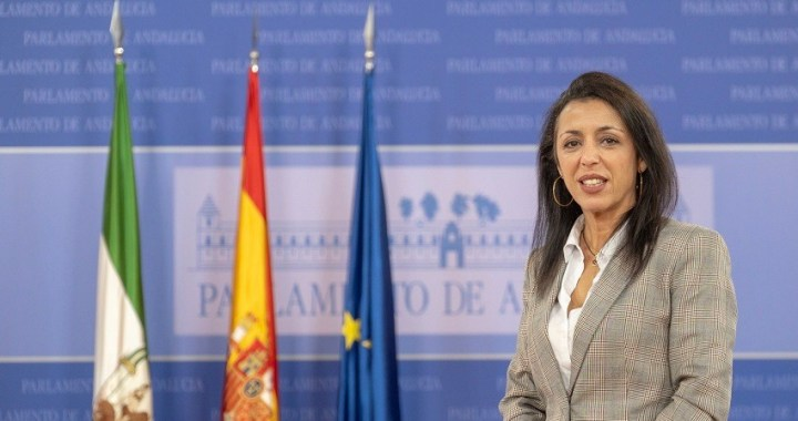 Marta Bosquet de Ciudadanos, elegida presidenta del Parlamento de Andalucía con el apoyo de PP y Vox