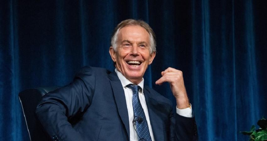 May rechaza un segundo referendum y acusa a Blair de socavar sus negociaciones en Bruselas