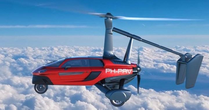 El primer coche volador ya se puede comprar en España
