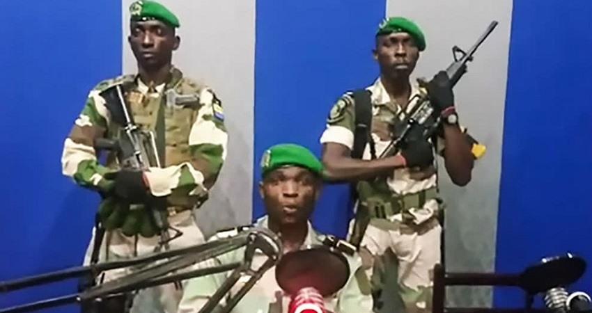 Gabon frustra el golpe de Estado de los rebeldes del ejercito