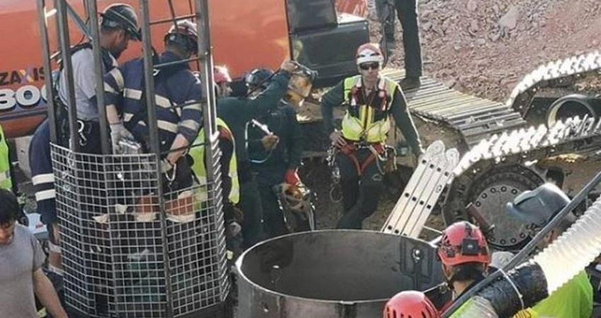 Rescate Julen mineros