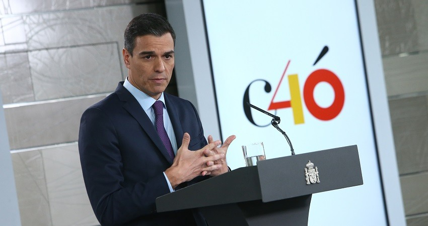 Sanchez anuncia que aprobara los Presupuestos en el Consejo de Ministros de este viernes