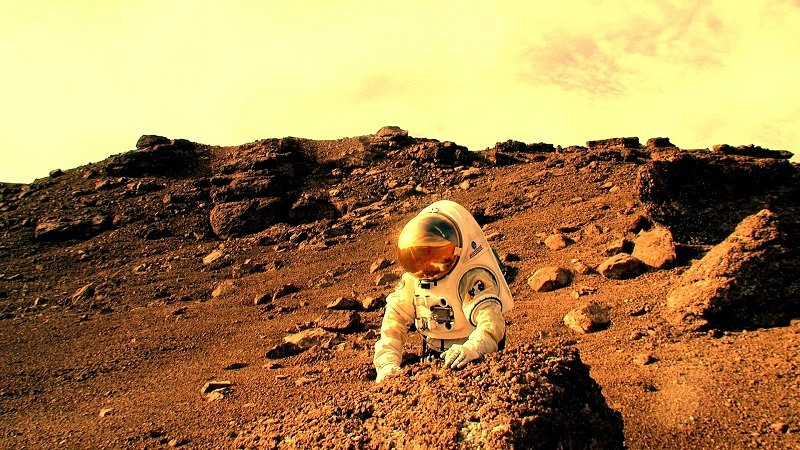 Trump Marte