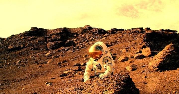 """Trump habría """"ofrecido a la NASA todo el dinero que podría necesitar"""" para una misión tripulada a Marte"""