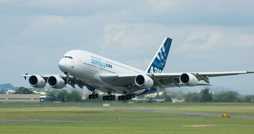 Airbus dejara de fabricar el A380