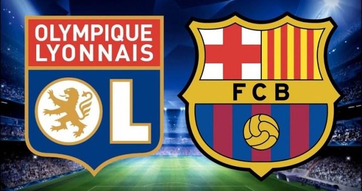 A qué hora juega el Barcelona: Olympique de Lyon y FC Barcelona de Champions League