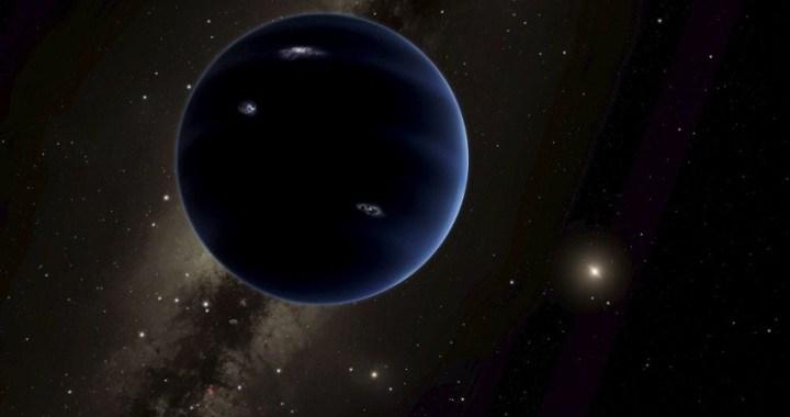 """El """"Planeta Nueve"""" del Sistema Solar podría descubrirse en la próxima década"""