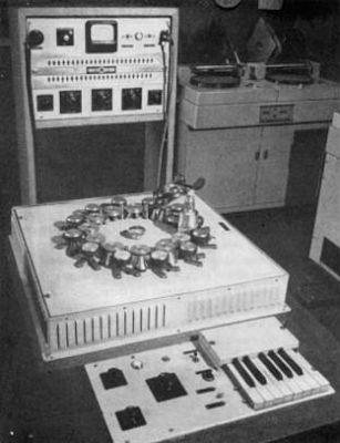 Presentacion de los primeros sonidos