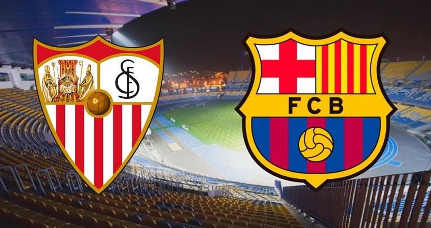 Sevilla Barcelona hora