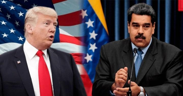 Trump advierte a los líderes militares venezolanos que podrían 'perderlo todo' si siguen apoyando a Maduro