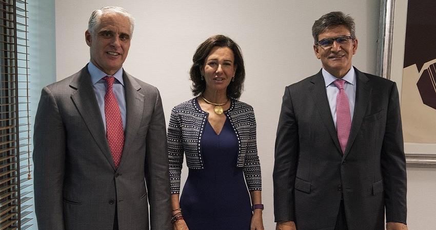 Banco Santander y Andrea Orcel