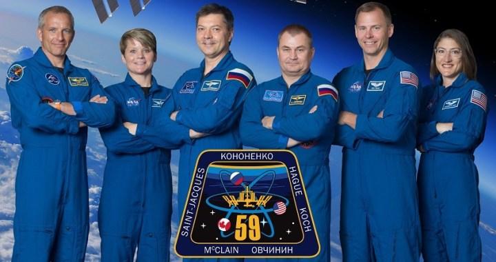 La NASA prepara la primera misión espacial 100% femenina