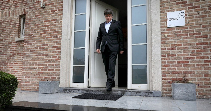 Puigdemont sera candidato a las europeas