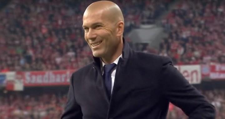 Zidane vuelve al Real Madrid
