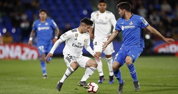 Brahim Díaz: «Quiero quedarme en el Real Madrid»