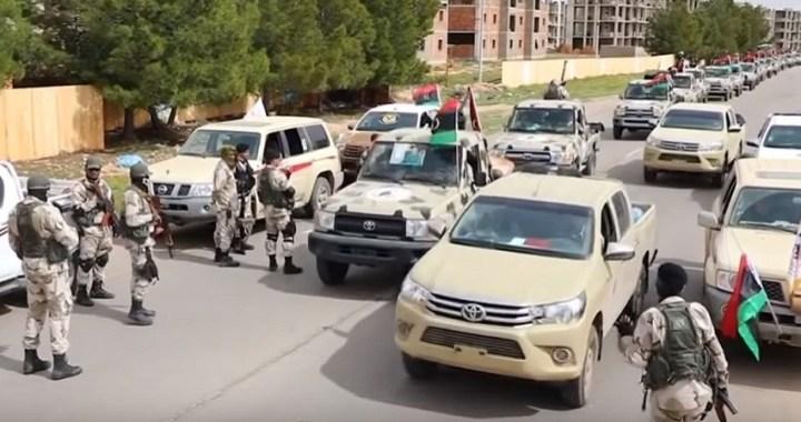 La batalla por Trípoli se intensifica a medida que la lucha se acerca a la capital libia