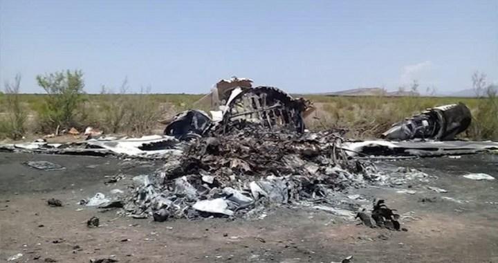 Un avión privado con 14 personas a bordo se estrella en México
