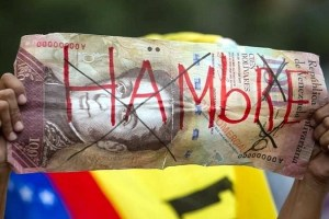 La economía de Venezuela agoniza