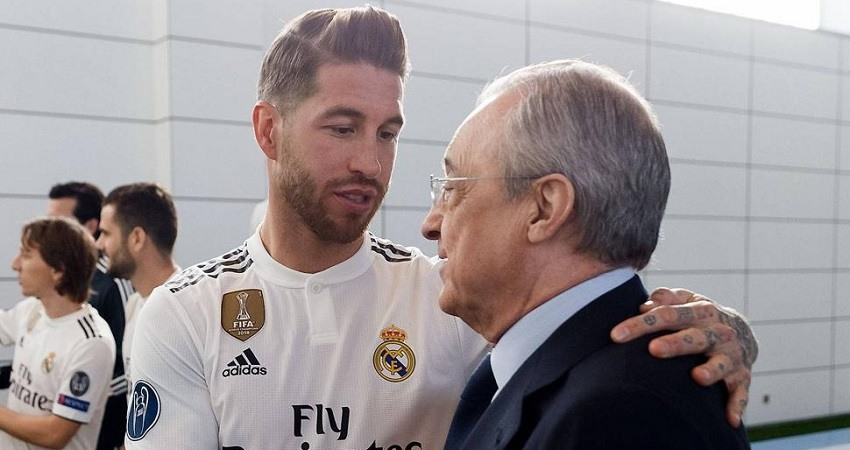 Florentiono Sergio Ramos