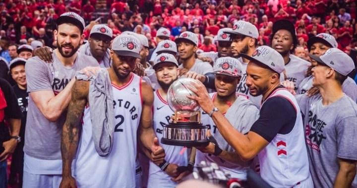 Los Toronto Raptors llegan a la final de la NBA por primera vez en su historia